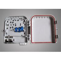 China Building FTTB Ultra Violet Resistant Mini 16 Core ST, LC  Fiber Optic Terminal Box wholesale