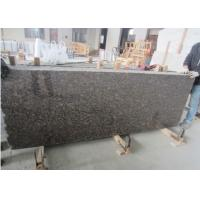China Commercial Brown Granite Tile Slabs Multi Function Supreme Strength wholesale