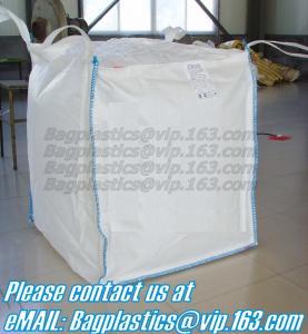 China PTA Jumbo Bag, FIBC, Used Jumbo Bag, FIBC Jumbo bags pp woven bulk bag 2 ton PP big bags super sack wholesale