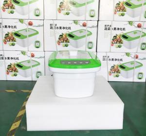 China Smart Clean Household Ultrasonic Cleaner , 110V  Or 220V Easy Home Ultrasonic Cleaner wholesale