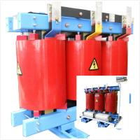 China 10kV - 100kVA Dry Type Transformer Cast Resin Two Winding Three Phase wholesale