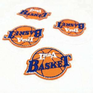 China Merrowed Basketball Sports Team Patches wholesale