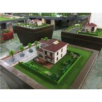 Buy cheap 80x80cm Diorama Architect Model For Single Villa , Market Scale 3d Model For from wholesalers