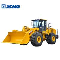 China Small Front Mining Wheel Loader , Heavy Equipment Compact Track Loader wholesale