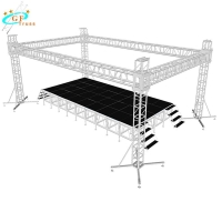 China Guofeng Display offers aluminum truss display truss booth stand for event. wholesale