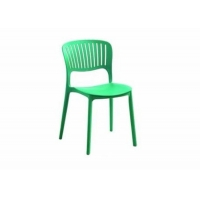 China Integrated Backrest ODM Mid Century Modern Plastic Dining Chair wholesale