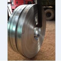 China Hot Dipped Galvanized Steel Strip Steel Coil Type For Roller Shutter Door wholesale