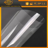 China Transparent sun control car safety film window safety film in Plastic Film wholesale