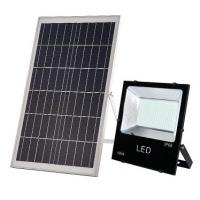 China IP65 50W LED Solar Flood Light With Remote Controller wholesale