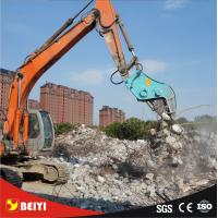China BEIYI manufacturer for excavator shear ,crusher and pulverizer /hydraulic attachment wholesale