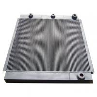 China Fully welded Air Compressor Heat Exchanger Electric Compact wholesale
