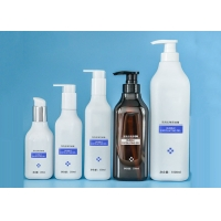 Buy cheap Square PET Plastic Shampoo Bottle 350ML 500ML 1000ML Customize from wholesalers