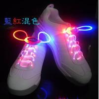 Quality 2012 new fashion LED shoelaces fashion flashing led light shoelaces for sale
