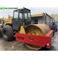 China Good condition Dynapac CA30D Compactor, 15T Dynapac CA30 CA30D roller ready for sale on sale