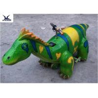 China Shopping Mall Mechanical Stuffed Animals Hand Made With Bearing Weight 100 KG wholesale
