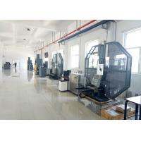 China Exchangeable Pendulum Charpy Impact Test Machine With Double Reduction Gear System wholesale