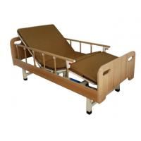 China Electric Home Care Adjustable Bed For Patients With Wooden Head / Foot Board wholesale
