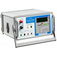 China Automatic Detection AC Current Calibrator With LCD Display 0~60A Output wholesale
