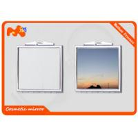 China Sublimation Printing Images Personalised Compact Mirror Gifts Customized Size wholesale