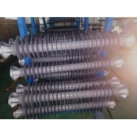 Buy cheap Customized 110kV 17.2kN Polymer Line Post Insulator With Flanges Coupling from wholesalers
