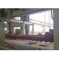 Quality 4.8m mould MINGJIE AAC Block Plant , AAC Block Machine For Fly Ash Brick for sale