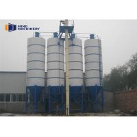 China 150T Cement Storage Silo Mortar Powder Storage Bins Tank Container Type wholesale
