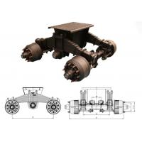 Quality Drum Bogie Series suspension axle for sale