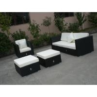Quality 4pcs patio garden furniture   for sale