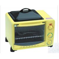 Quality 18L kitchen electric oven toaster oven baking grill with BBQ for sale