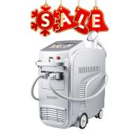 Buy cheap 808nm Vaccum Diode Laser Permanent Hair Removal And Skin Rejuvenation Machine from wholesalers