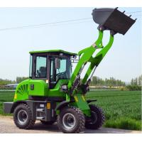 China Cheap 800kg CE certificated Mechanical/ Hydraulic Mini Wheel Loader for sale on sale