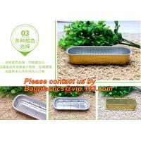 China Disposable aluminum foil container /plate/pan/take away food packaing wholesale