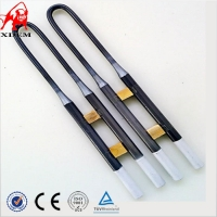 China Furnace Molybdenum Disilicide Mosi2 Heating Elements Rods Mosi2 Heaters wholesale