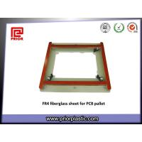 Buy cheap Customized PCB Pallet Made by Fr4 Fiber Glass from wholesalers