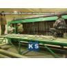 China Large Hexagonal Wire Mesh Welding Machine / Gabion Machine for 3.5mm Wire 22kw wholesale