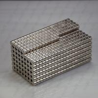 China Permanent Disc N45 Neodymium Magnet on sale