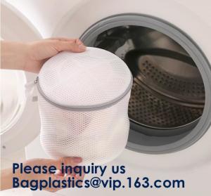 China Premium Nylon Beach Laundry Mesh Drawstring Bag Nylon Mesh Gift Bag/Small Drawstring Mesh Bag Bagease Bagplastics on sale