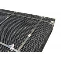 China Self Cleaning Anti-clogging Screen For Plant Construction And Mining Machinery wholesale
