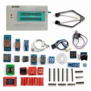 Buy cheap Newest V6.5 Mini Pro TL866II PLUS Full Set Auto ECU Programmer With 21pcs Socket Adapters from wholesalers