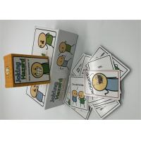 China Party Social Media Joking Hazard Card Game 30 Minutes Or More Playing Time wholesale