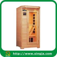 China Carbon Fiber Heather Far Infrared Sauna Cabin House(ISR-17) on sale
