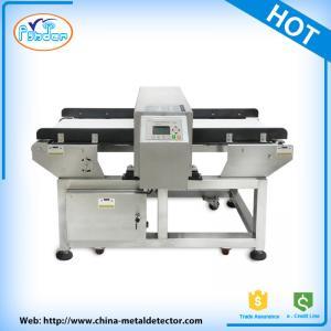 China Digital Conveyor Metal Detector Food Safety / Medicine / Apparel Industry Use wholesale