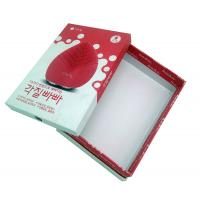 China Recyclable Rigid Cardboard Paper Display Box / Gift Boxes With Lids wholesale