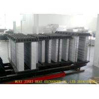 China Plate-fin Heat Exchanger Core  Bar and Plate Assembilng wholesale