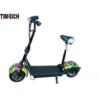 China TM-TX-02  800W Mini Foldable Electric Scooter Top Speed 30KM/H With Wheel Material	Steel / Rubber wholesale