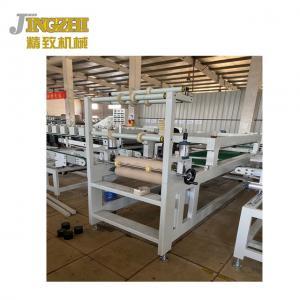 China Backside Stick Hot Melt Adhesive Coating Machine , Hot Melt Coater Laminator wholesale