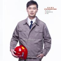 Buy cheap Construction Factory Dustproof Durable Custom Size Work Uniform from wholesalers