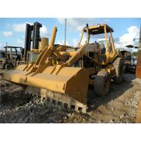 China Secondhand CAT 436  Backhoe Loader with good condition wholesale