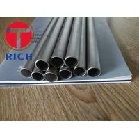 China Heat Exchangers Special Steel Pipe Titanium Tubing Gb/t3624 0.5 - 10 Mm Thickness wholesale