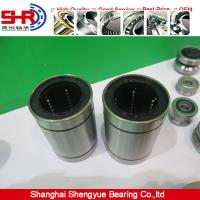 China cylindrical linear bearing LM25UU/AJ/OP slide contact bearing wholesale